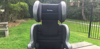 Harmony World Traveler Folding Booster Seat Featured Image