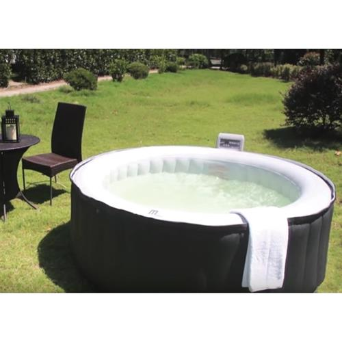 Mspa inflatable hot tub