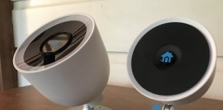 Nest Cam IQ Outdoor and Nest Cam IQ Indoor