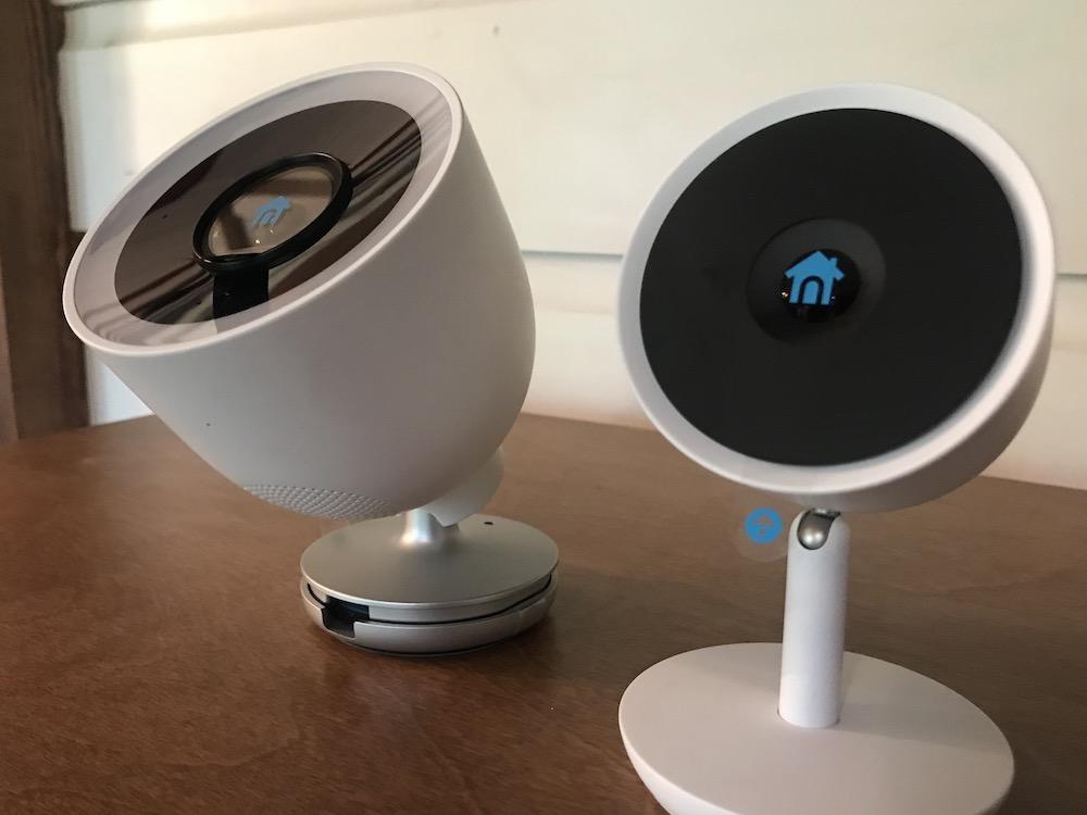 Nest Cam IQ Outdoor and Nest Cam IQ Indoor