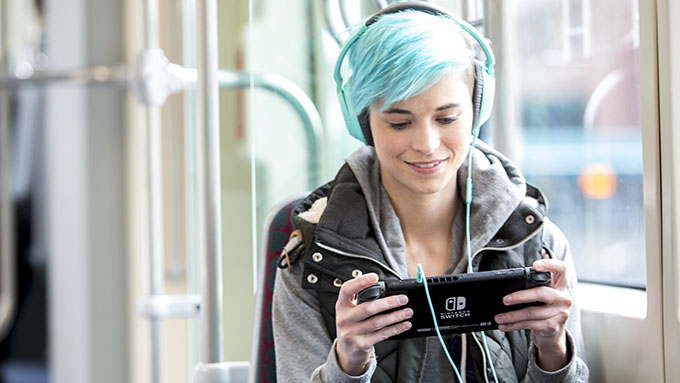 games to play on the go