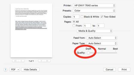 3 ways to save money on inkjet printing