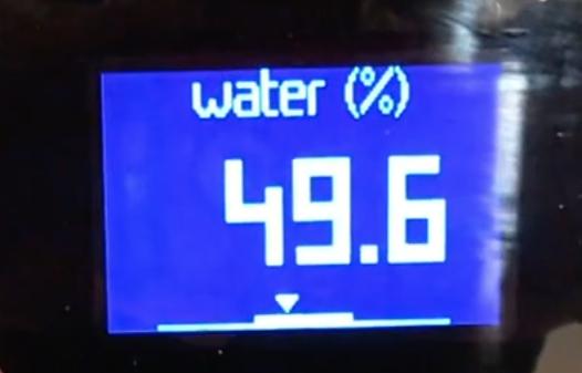 Water weight Nokia Body Cardio
