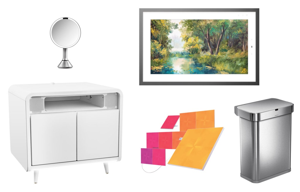 Smart Furniture and Décor