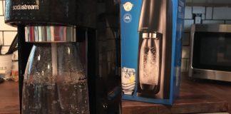 SodaStream Fizzi Carbonator bottles