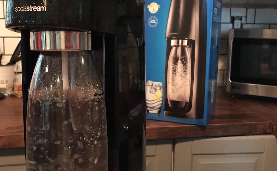 Sodastream Fizzi Sparkling Water Maker Review Best Buy Blog