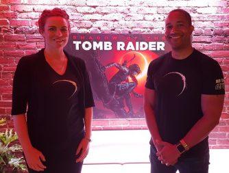 Tomb Raider event