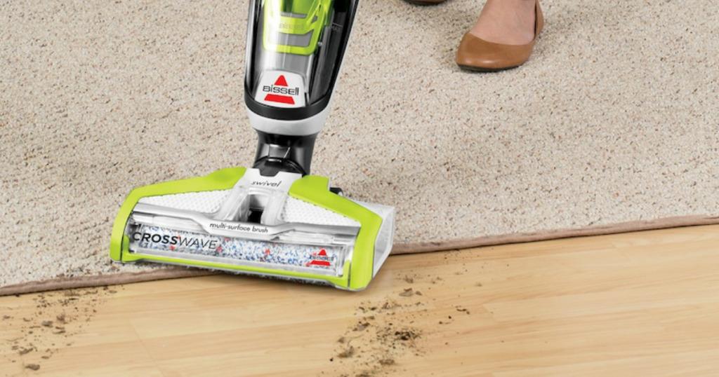 wet dry vacuum cleaner how it works