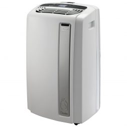 air conditioners buying guide - delonghi whisper 14000 btu portable air conditioner