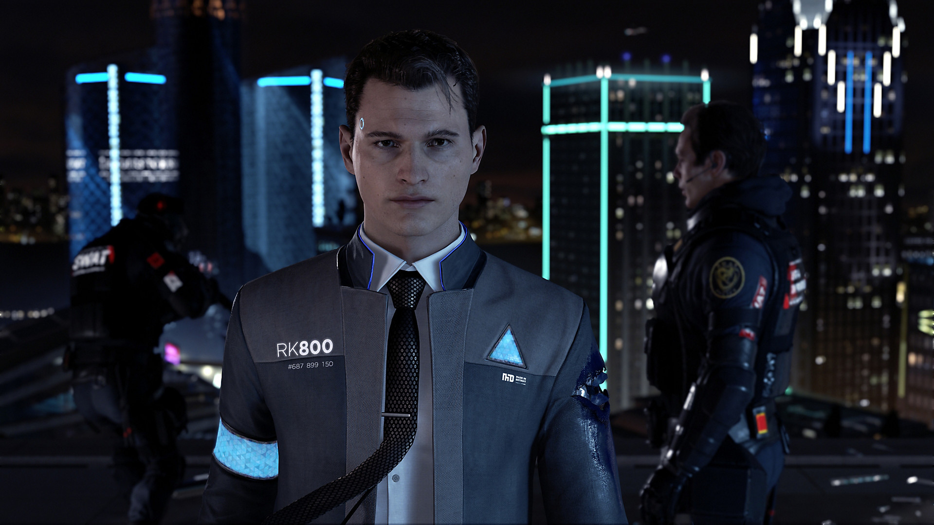Image result for Detroit: Become Human