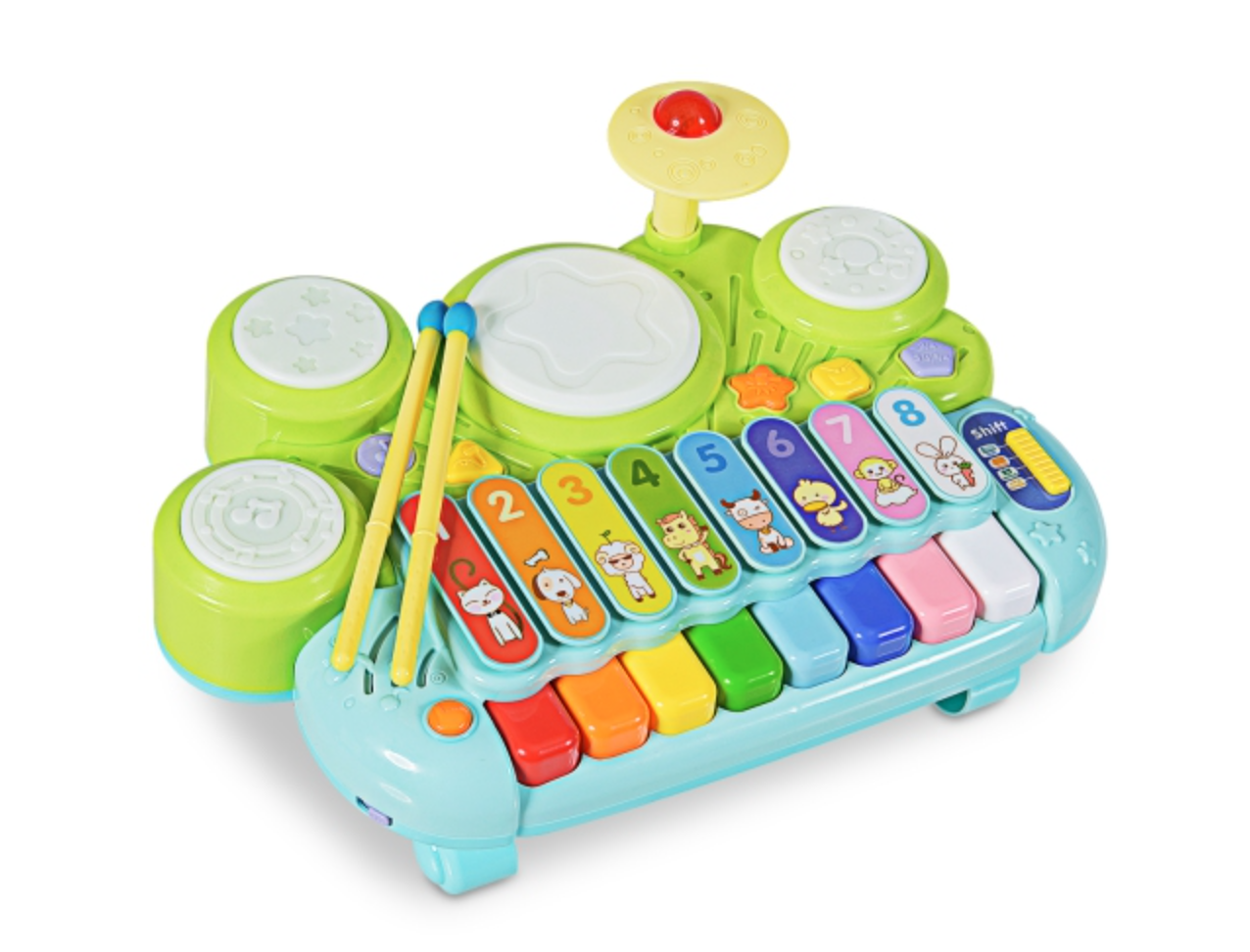 musical piano toy for babies