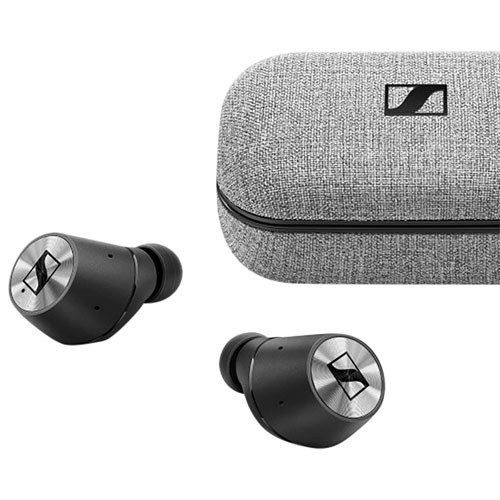 mothers day audio - sennheiser momentum true wireless earbuds
