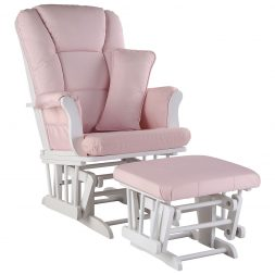rockers and gliders buying guide - stork craft tuscany glider and ottoman