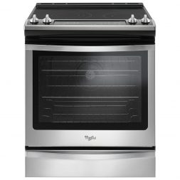 convection ovens - whirlpool true convection slide in range