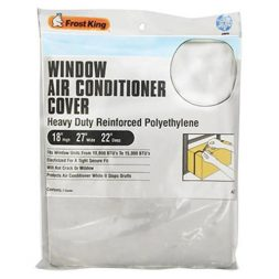 air conditioners buying guide - window air conditioner cover