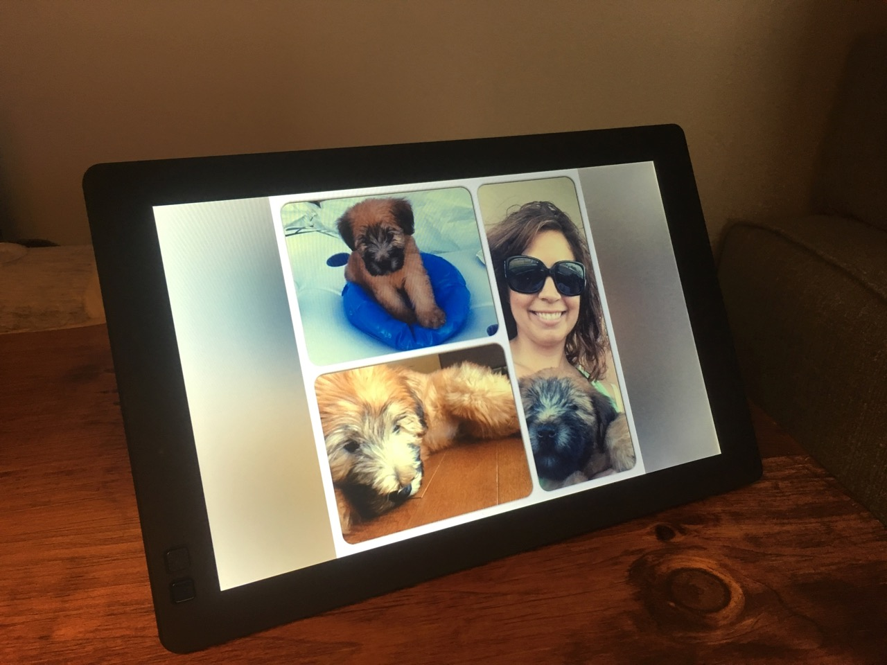 Nixplay Digital Photo Frames review | Best Buy Blog
