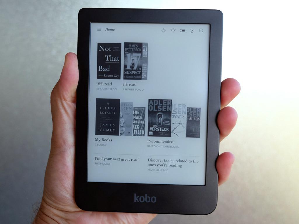 Kobo Clara HD review | Best Buy Blog