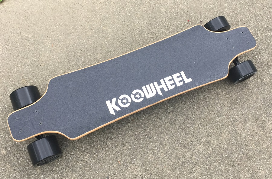KooWheel On the Ground