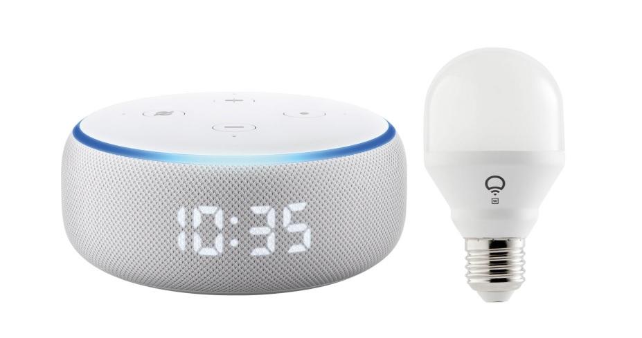 LIFXBulb with Amazon Echo