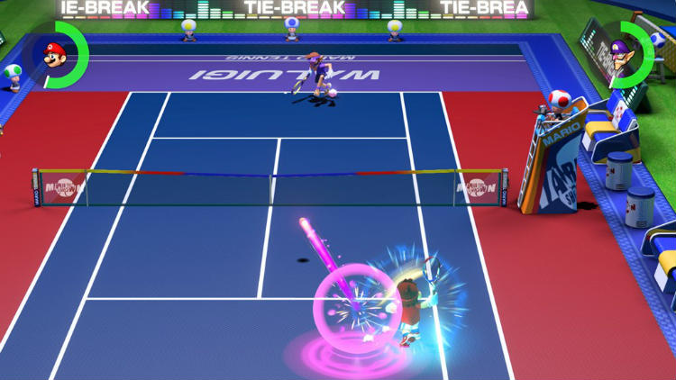 Review Of Mario Tennis Aces On Nintendo Switch Best Buy Blog