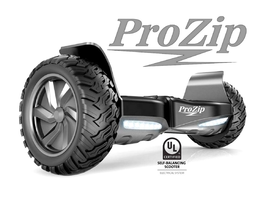 ProZip Hoverboards: the hummer