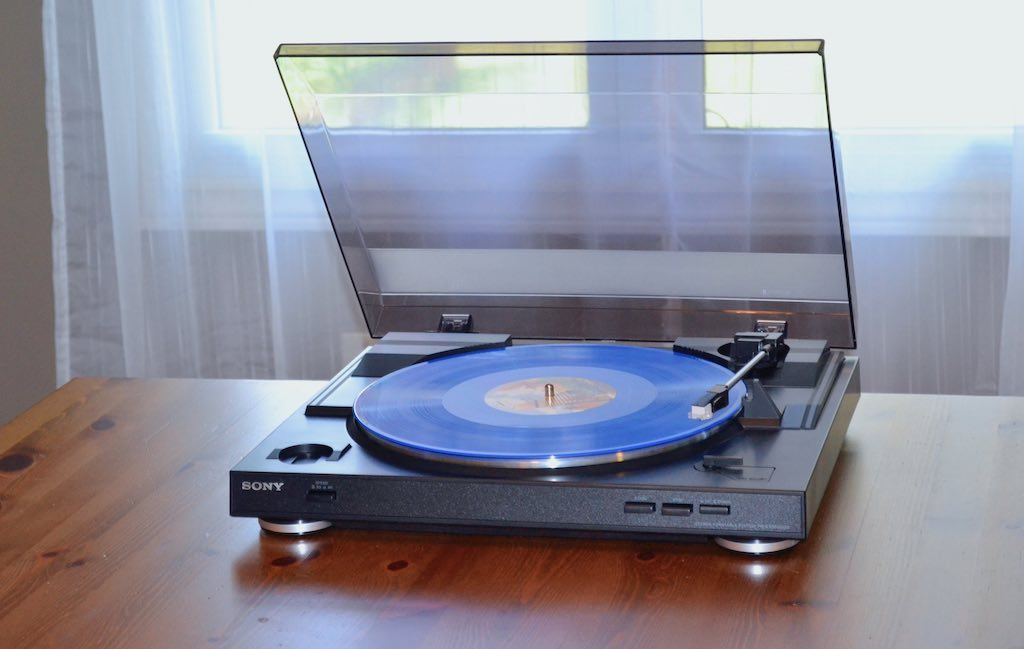 Sony PS-LX300USB turntable review
