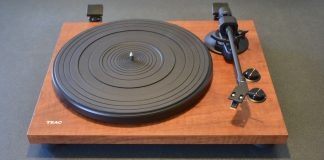Teac TN-280 turntable review header