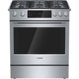 gas vs electric stove - bosch gas stove