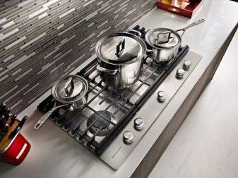 cooktop gas
