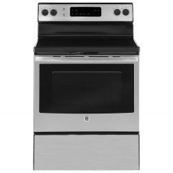 gas vs electric stove - ge electric range