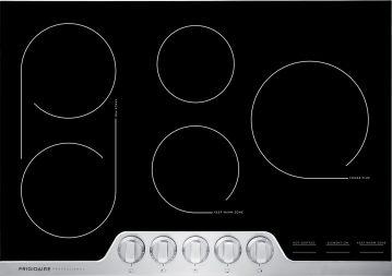 smooth top cooktop