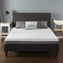 mattress buying guide - zinus memory foam mattress