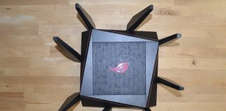 ASUS ROG Rapture review