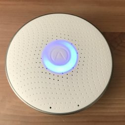 Airthings Wave radon detector