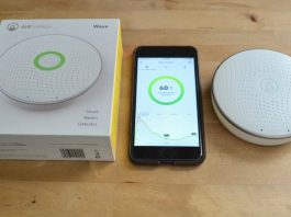 Airthings Wave radon detector review