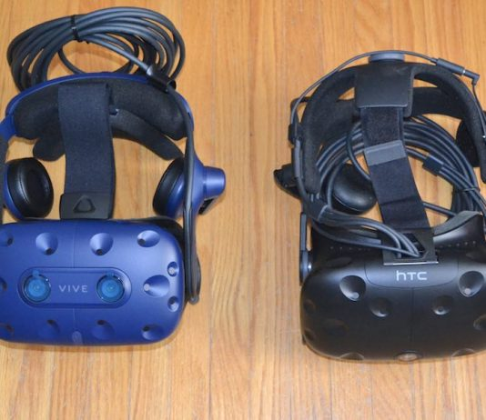 Difference between HTC Vive and Vive Pro