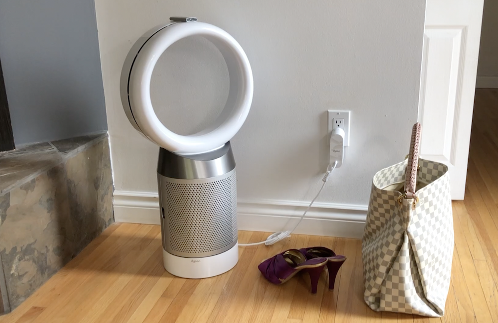 Dyson Pure Cool Air Purifier And Fan Review Best Buy Blog