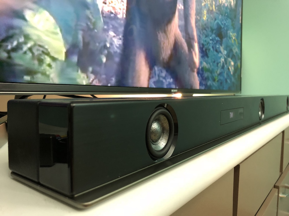 Sony's Dolby Atmos HT-Z9F sound bar and speakers review