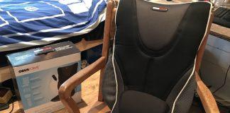 Obusforme backrest massage seat review