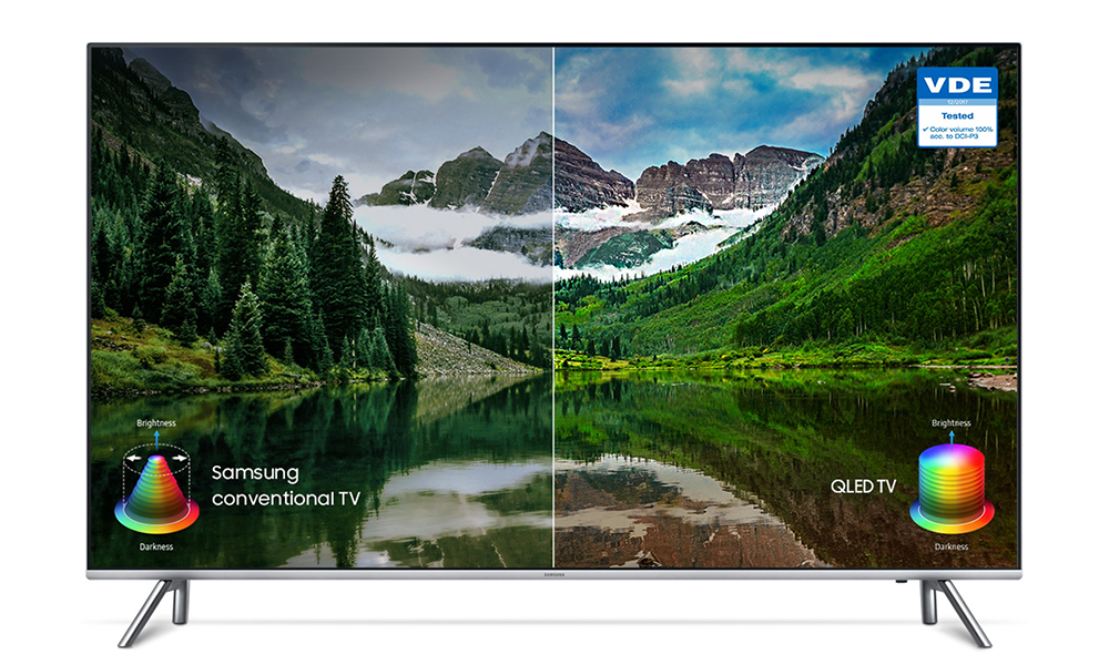 Samsung Q65F 4K Smart QLED TV Overview | Best Buy Blog
