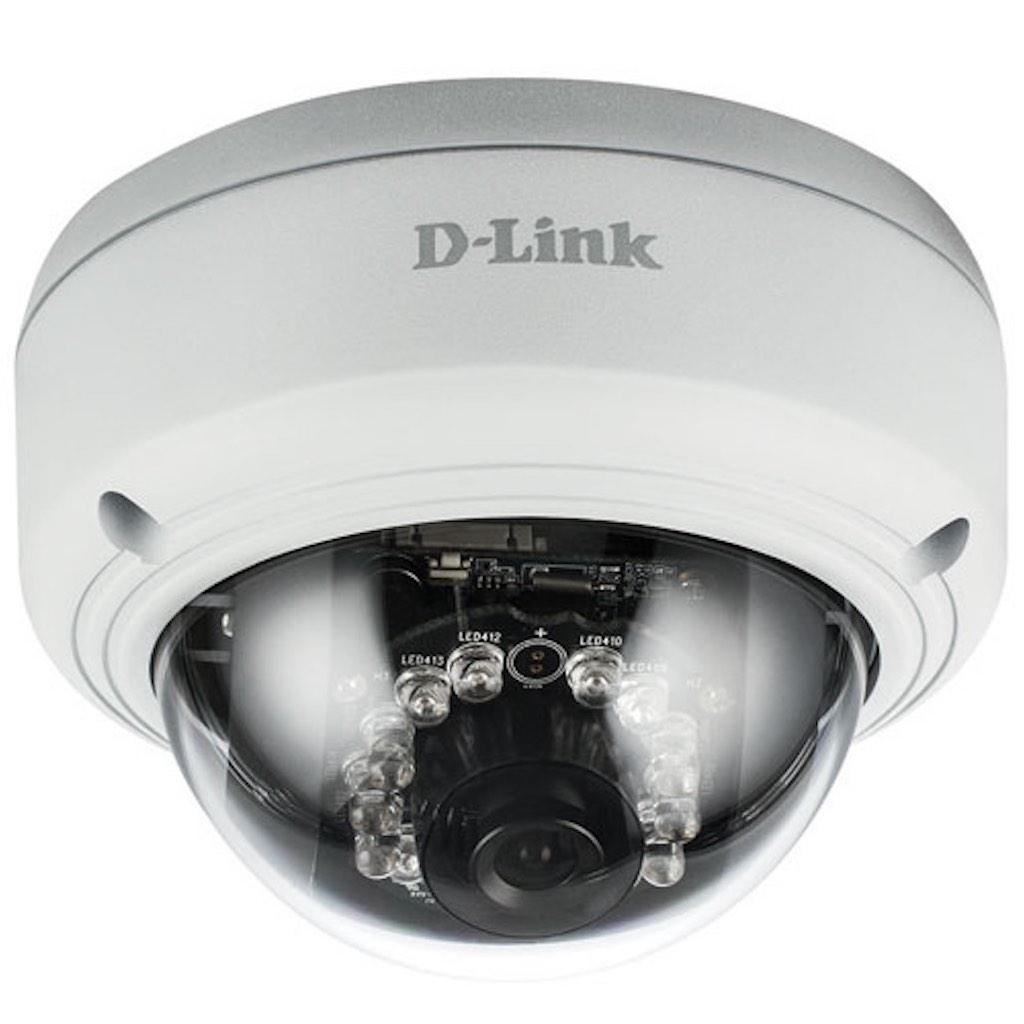 caméras de surveillance intelligentes - d-link