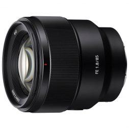 Sony Telephoto Portrait Prime Lens