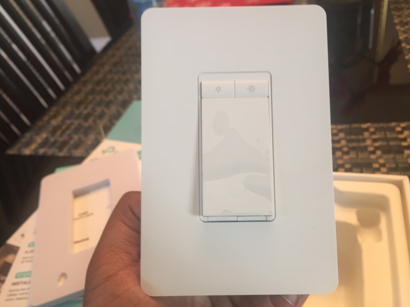 TP Link HS220 Smart Dimmer Switch
