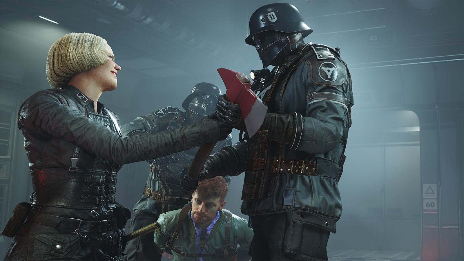 Wolfenstein II The New Colossus review on Nintendo Switch