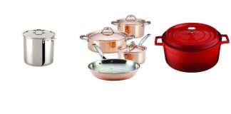 cookware types and pan sets buying guide