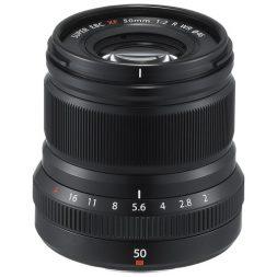 Fuji 50mm lens