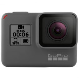 gopro hero 6 waterproof action camera