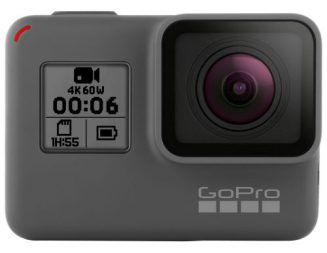 4k gopro hero 6 waterproof action camera