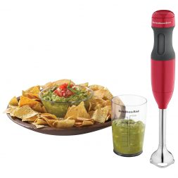 healthy eating - kitchenaid immersion blender