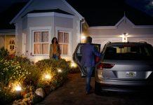 Philips Hue outdoor lights